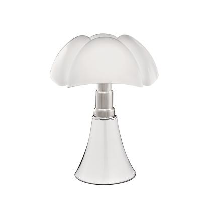 Bilde av Pipistrello bordlampe + dimmer M, hvit