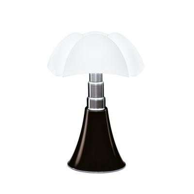 Bilde av Pipistrello bordlampe + dimmer M, mørk brun