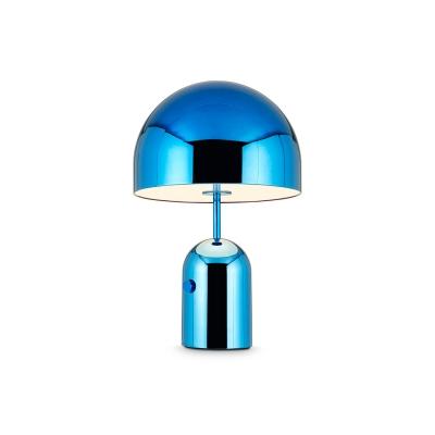 Bilde av Bell bordlampe L, blå