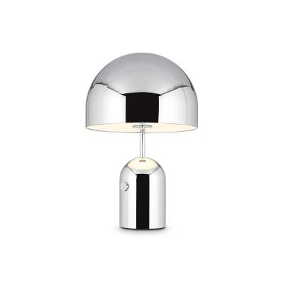 Bilde av Bell bordlampe L, krom