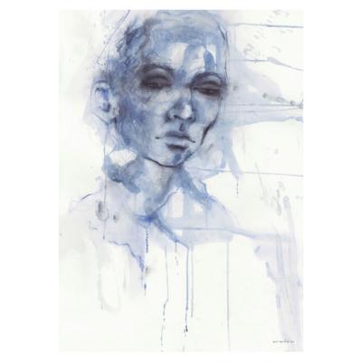 Bilde av Aspiration limitert poster, 50x70 cm