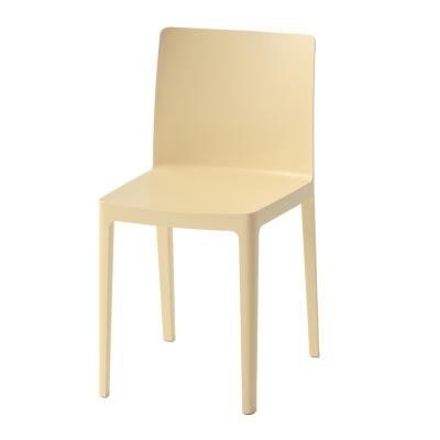Bilde av Élémentaire stol, lys gul