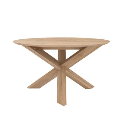 Bilde av Circle spisebord Ø136, eik