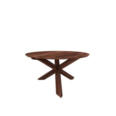 Bilde av Circle spisebord Ø136, valnøtt