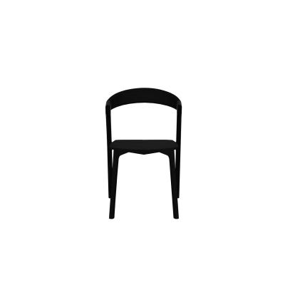 Bilde av Bok stol, svart