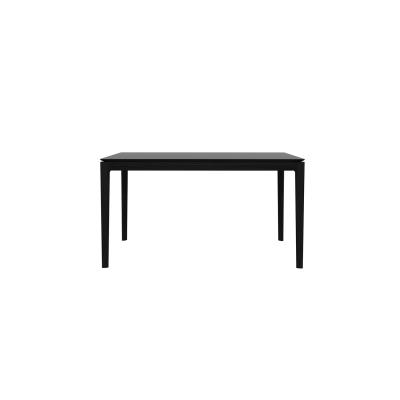 Bilde av Bok spisebord 140x100, svart