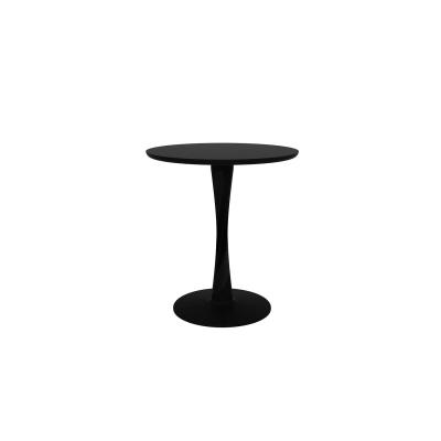 Bilde av Torsion spisebord Ø127, svart