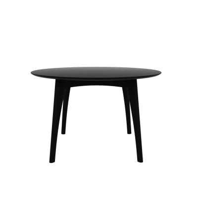 Bilde av Osso spisebord rundt, svart