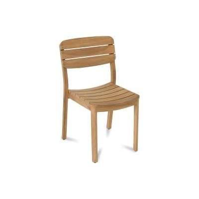 Lodge stol, teak thumbnail