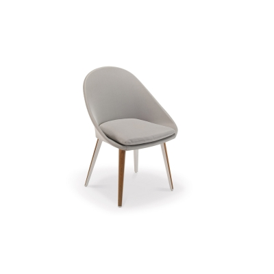 Vanity stol, grå thumbnail
