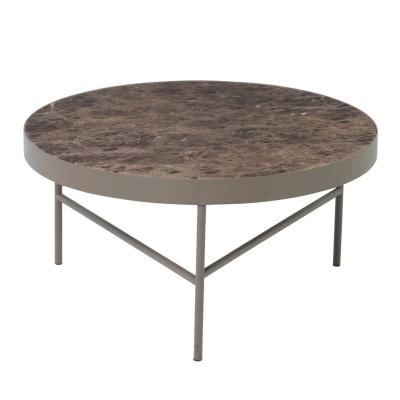Bilde av Marble bord L, brun