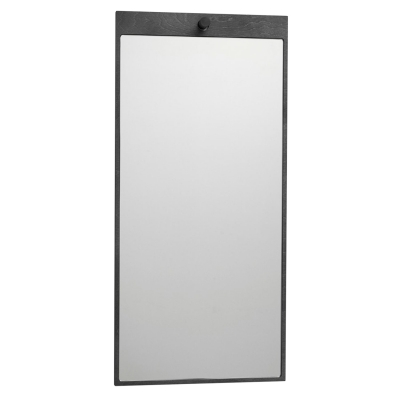Bilde av Tillbakablick speil, svart