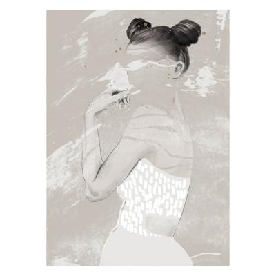 Bilde av See Through poster 30x40