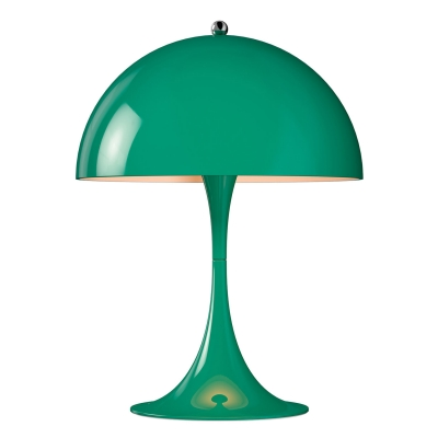 Bilde av Panthella Mini bordlampe, mørkegrønn