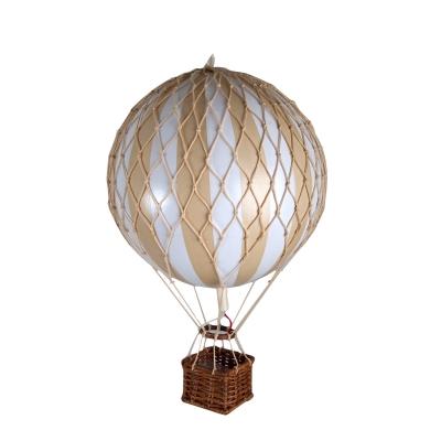 Bilde av Travel Light luftballong, white ivory
