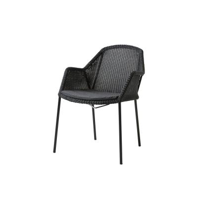 Bilde av Breeze pute til stol, svart
