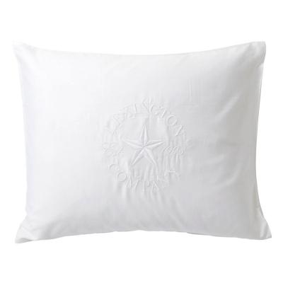 Bilde av Lexington Embroidery putetrekk 50x60, hvit