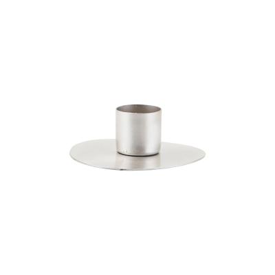 Bilde av Circle lysfot, sølv