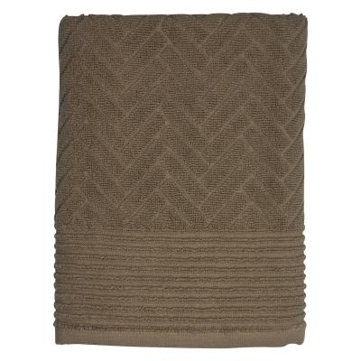 Bilde av Brick gjestehåndkle 35x55cm 2-pack, bronse