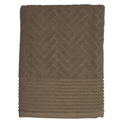 Bilde av Brick badehåndkle 70x133cm, bronse