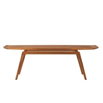 Bilde av Surfboard sofabord, oljet teak