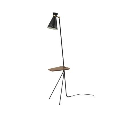 Bilde av Cone gulvlampe, black noir