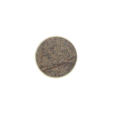 Bilde av Hook stone henger L, brun marmor