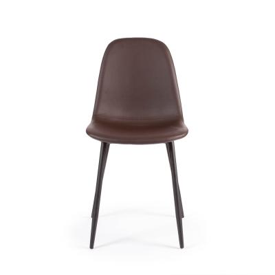 Bilde av Cue stol skinn, brun
