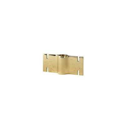 Bilde av Modulær lysestake Brick, sett med 3 stk