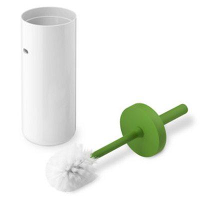 Toalettbørste, grønn
