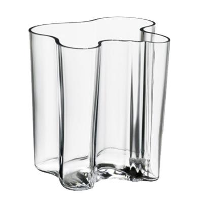 Aalto Vase, 20 cm klar