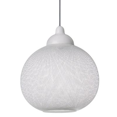 Non Random D48 taklampe, hvit
