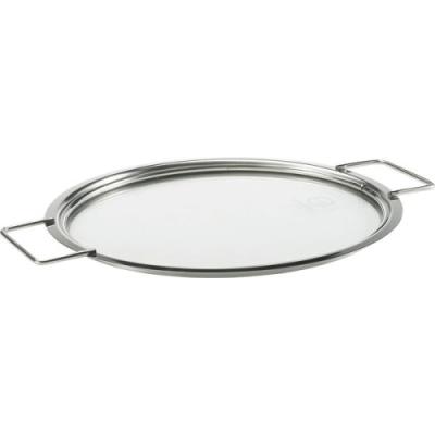 Flatt lokk med håndtak glass 24 cm eva solo   kjøp møbler online ...