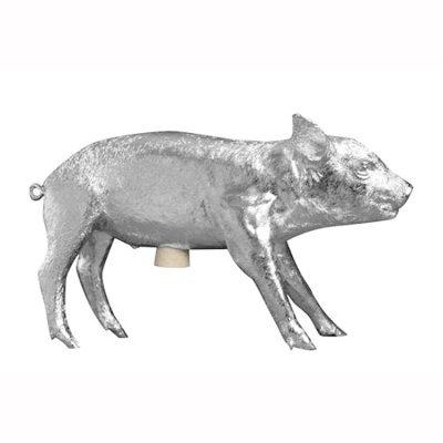 Pig Bank sparegris, sølv