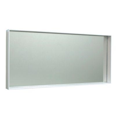 Speil 6, hvit ramme