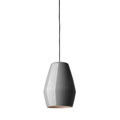 Bell taklampe, grå