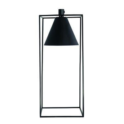 Bilde av Kubix bordslampe, svart