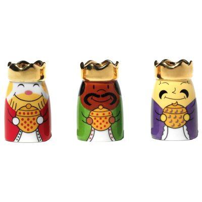 De Tre vise Menn porselingsfigurer