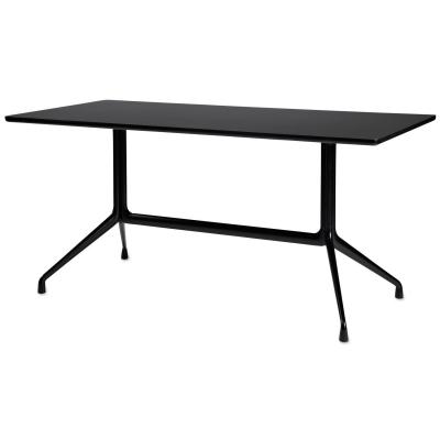 About a Table 10, 220x90, svart/svart