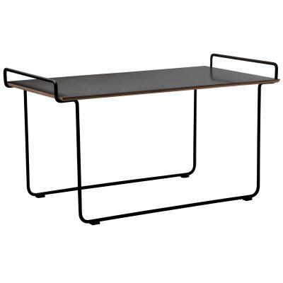 Bilde av Hold bord L, svart/svart