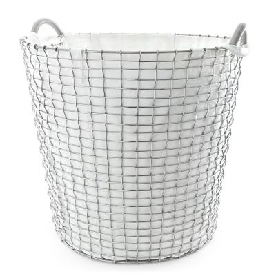 Vaskepose 65 L, hvit