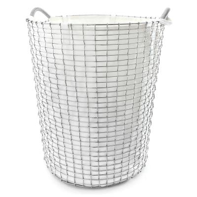 Vaskepose 80 L, hvit