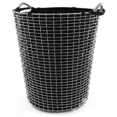 Vaskepose 80 L, svart
