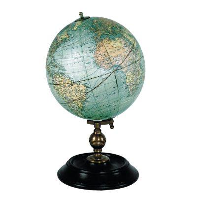 1921 USA Globe globus