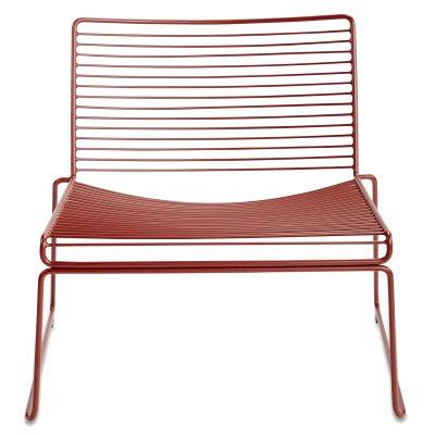 Hee Lounge Chair, rød