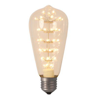 Bilde av Pearl LED E27 3W, rustikk