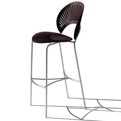 Trinidad barstol, svart