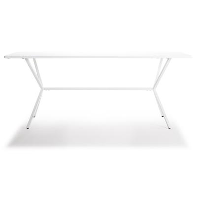 Loft spisebord 180x90, hvit – Decotique – Kjøp møbler online pÃ¥ ...