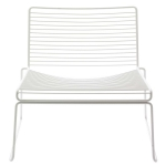 Hee Lounge Chair, hvit