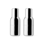 Bottle grinder 2-pack, speilpolert stål